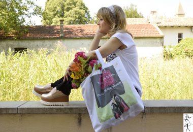 Dove trovare la tua shopping bag. Immagine-shop per fare la spesa in modo glamour.