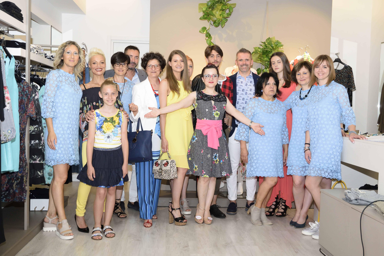 """""""Incontro con la Blogger"""" il mio Evento Moda Inside Store"""