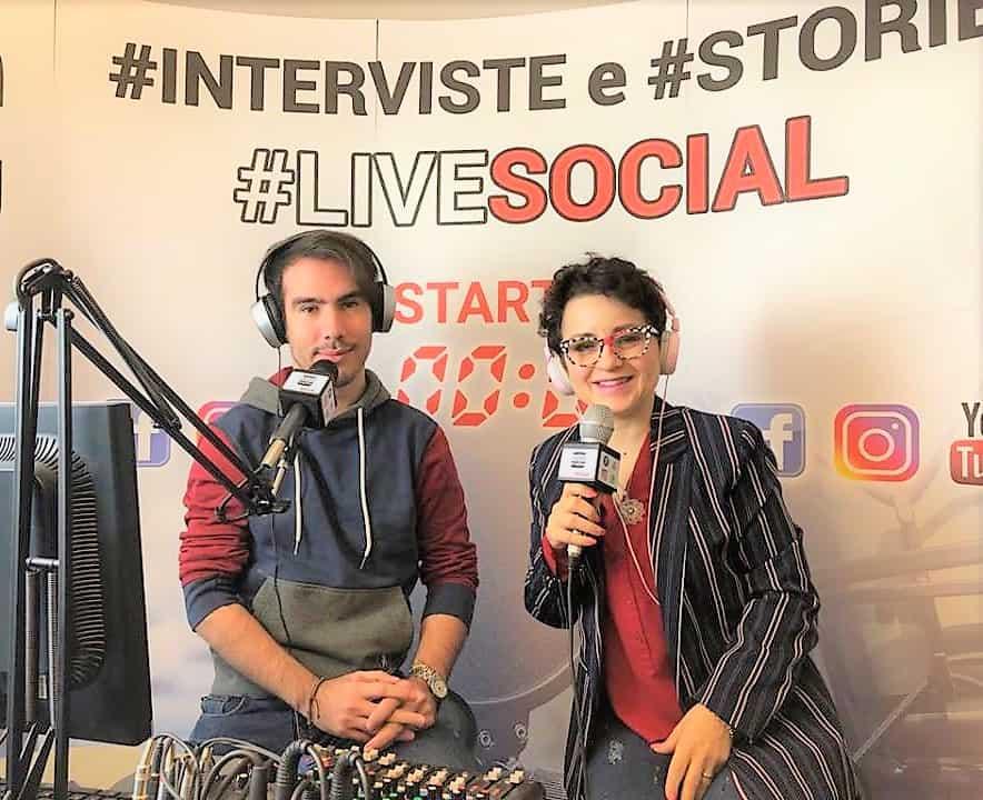 Intervista a Personal Shopper a Live Social Canale Italia
