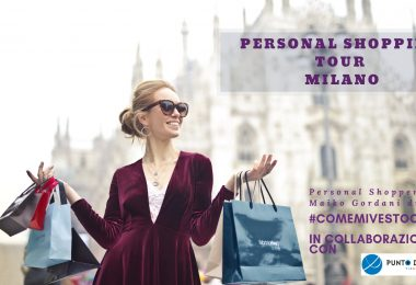 Personal Shopping Tour Milano