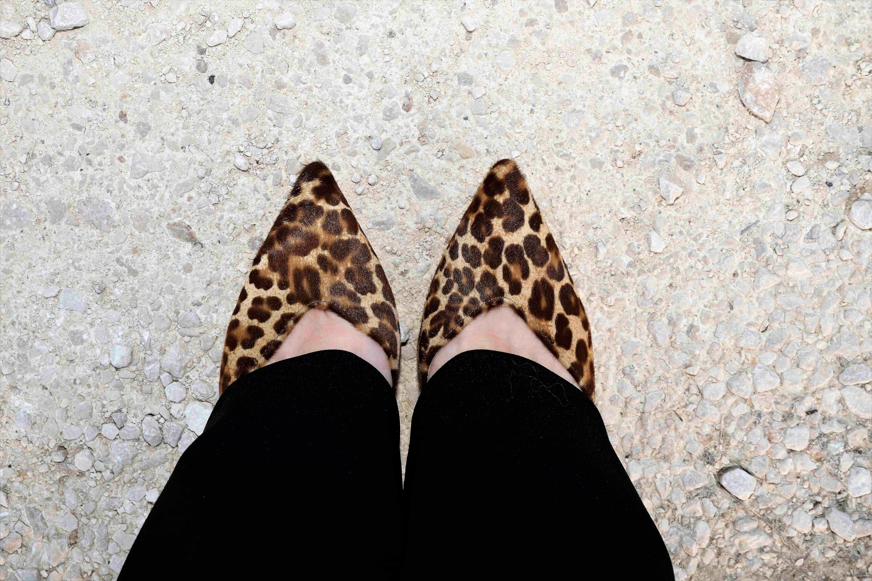 shoes animalier