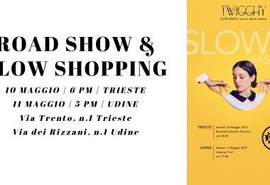 Road Show & Slow Shopping Event