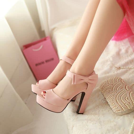 Le scarpe sono un accessorio?